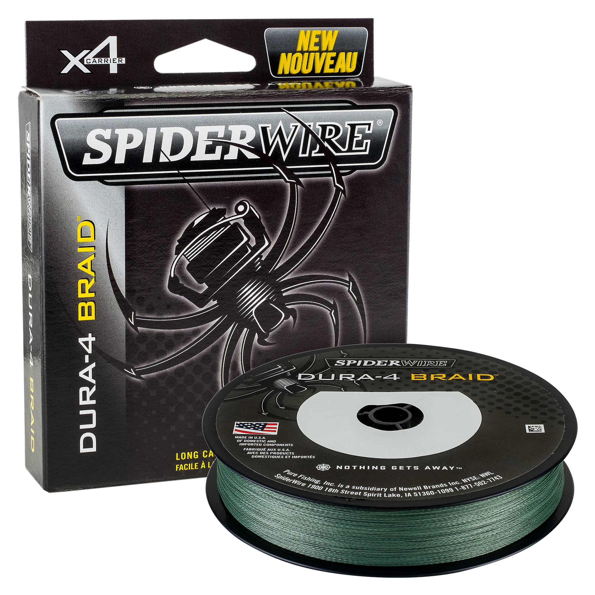 SpiderWire® Dura4 Braid 150m