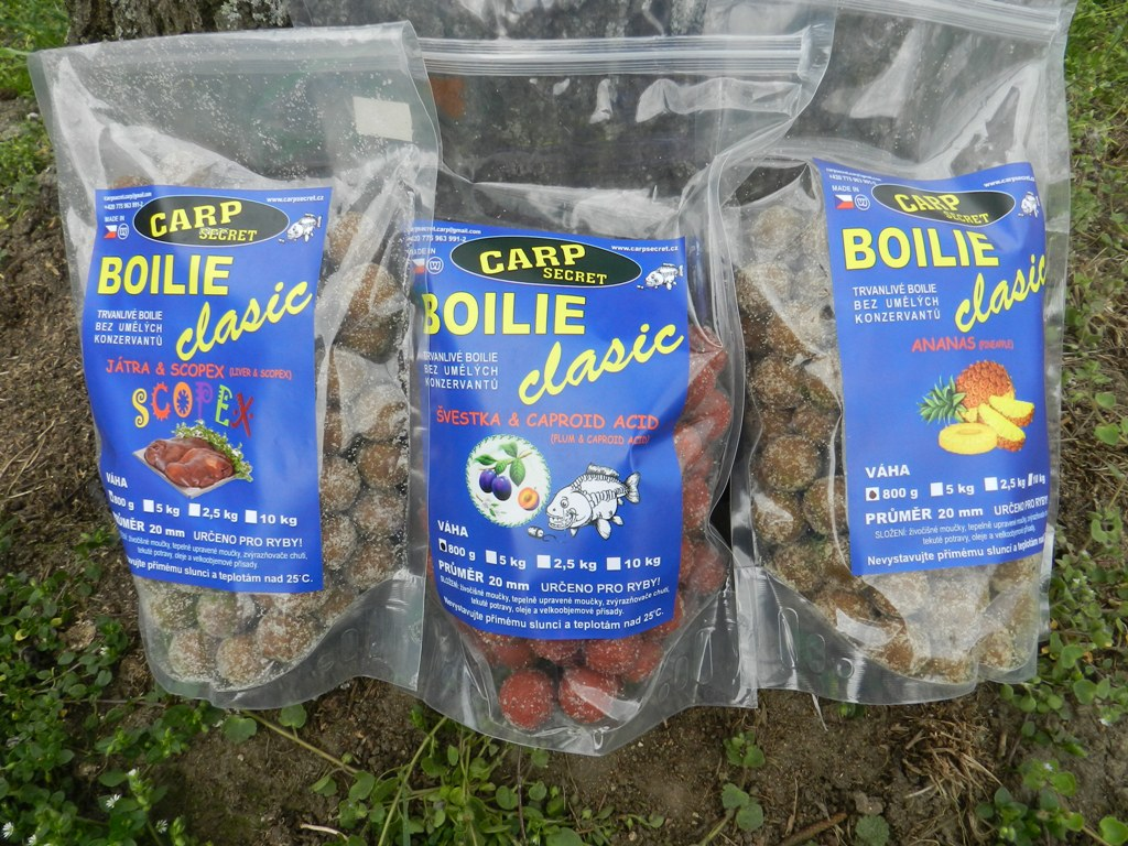 Boilies classic